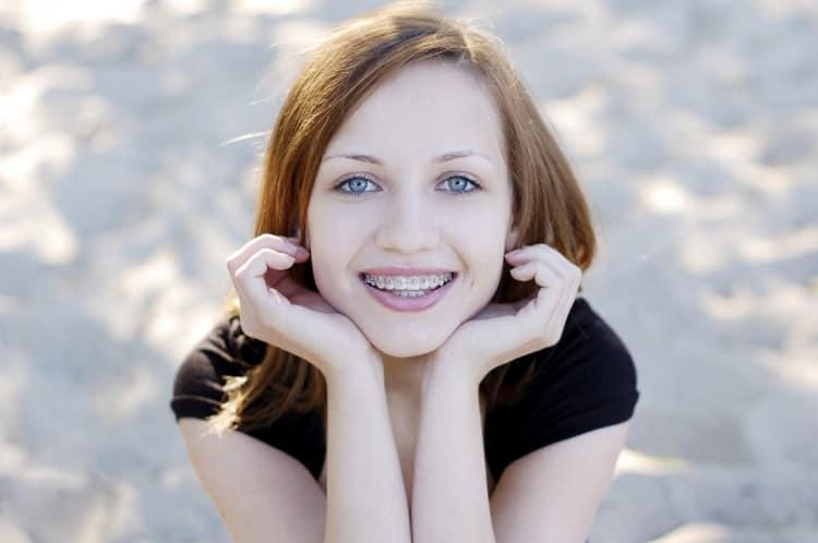 Teen Orthodontic Treatment